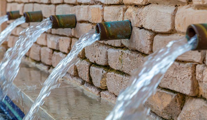 DAM gestiona el servicio de agua potable de las localidades italianas de Ragusa y Marina de Ragusa