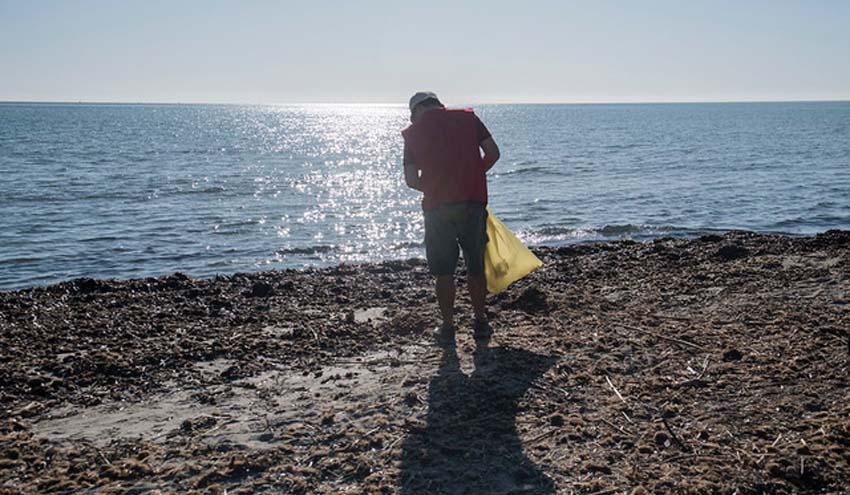 Nueva edición de recogida de datos de Proyecto LIBERA: '1m2 por las playas y los mares'