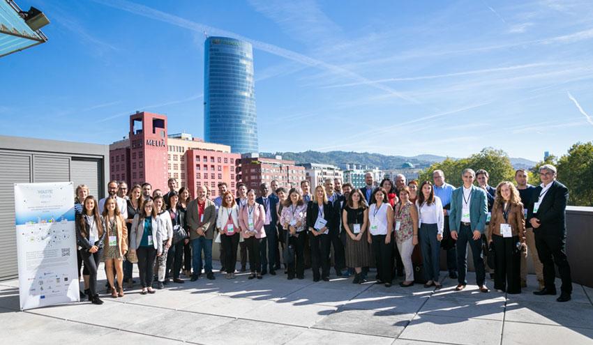 El proyecto europeo Waste4Think muestra sus últimos avances en ISWA2019