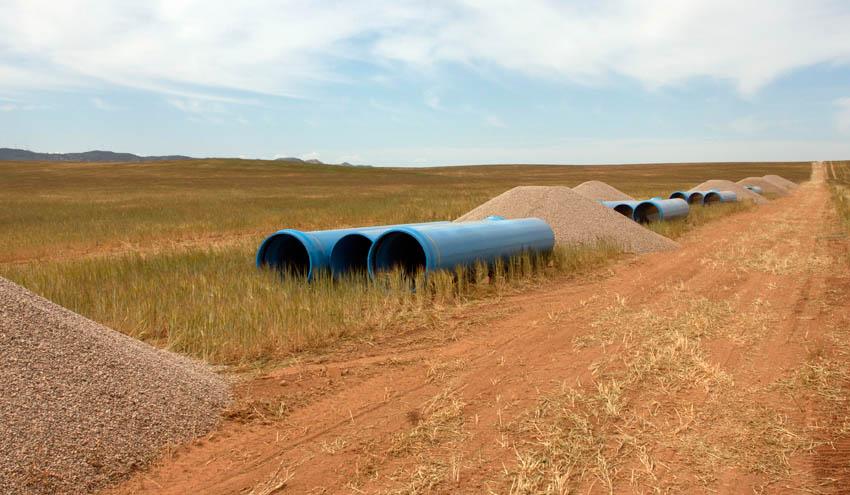 Tuberías de PVC Orientado, gestión inteligente en la modernización de redes de riego