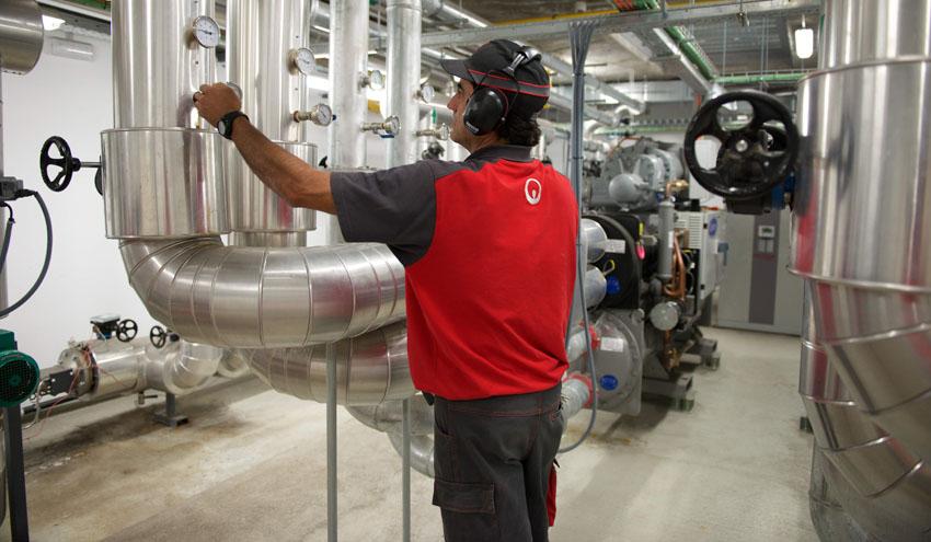 Tres nuevas certificaciones acreditan la capacidad de Veolia Servicios Norte como empresa de servicios energéticos