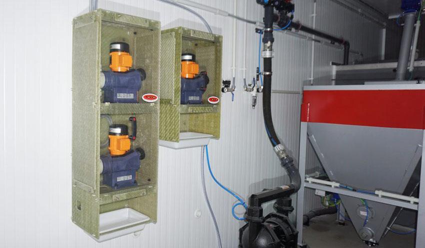 Toro Equipment lanza su nueva gama de vitrinas para bombas dosificadoras