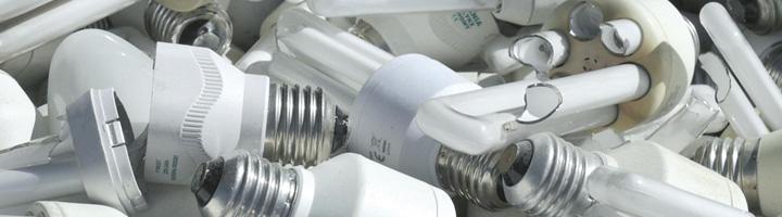 Ambilamp recicla más de 15 millones de lámparas en 2012, el equivalente a 2.246 toneladas de residuos