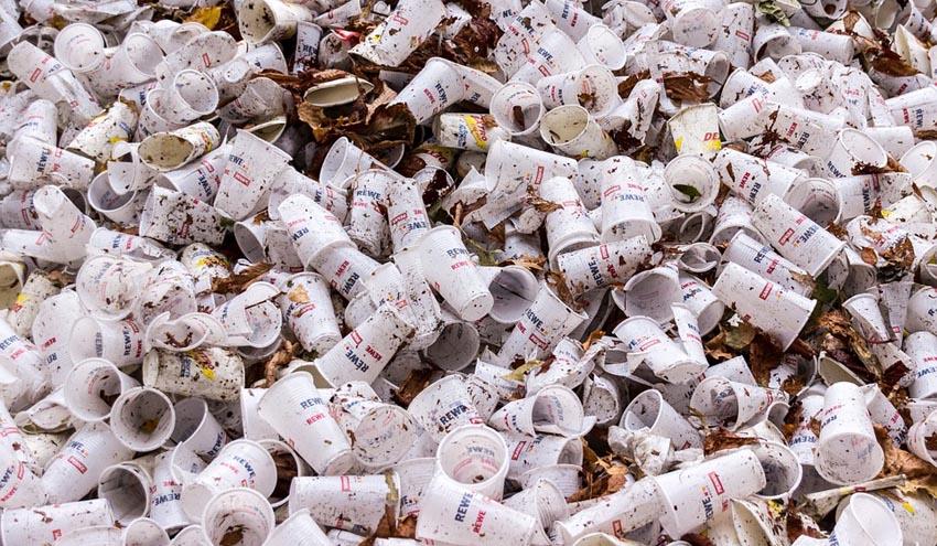 Plásticos de un solo uso: prohibidos en Europa a partir de 2021