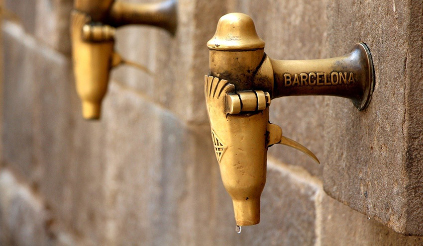 Agbar pone en marcha un paquete de medidas para garantizar el suministro de agua
