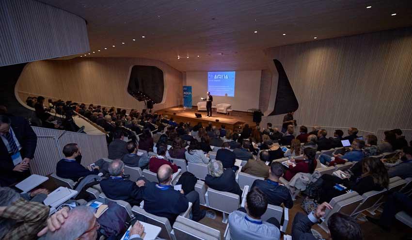 El Foro de la Economía del Agua, Premio Universidad de Alcalá a la 'Transferencia de conocimiento Universidad Sociedad'