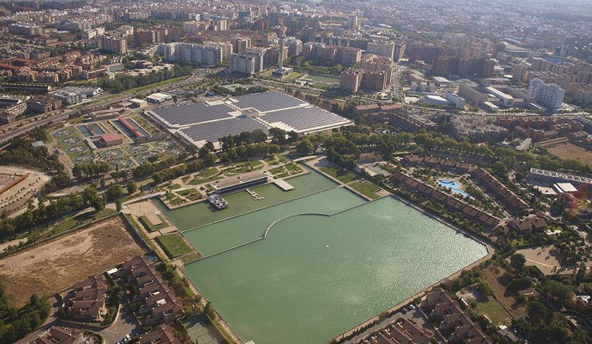 Aqualia se hace de nuevo con la gestión del abastecimiento de agua en alta a Zaragoza