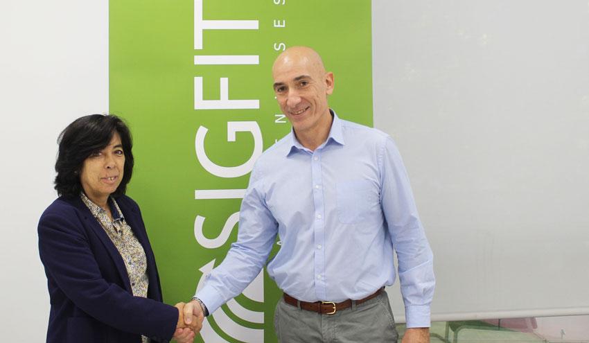 Fundación Global Nature y SIGFITO analizarán juntos la gestión actual de residuos agrarios