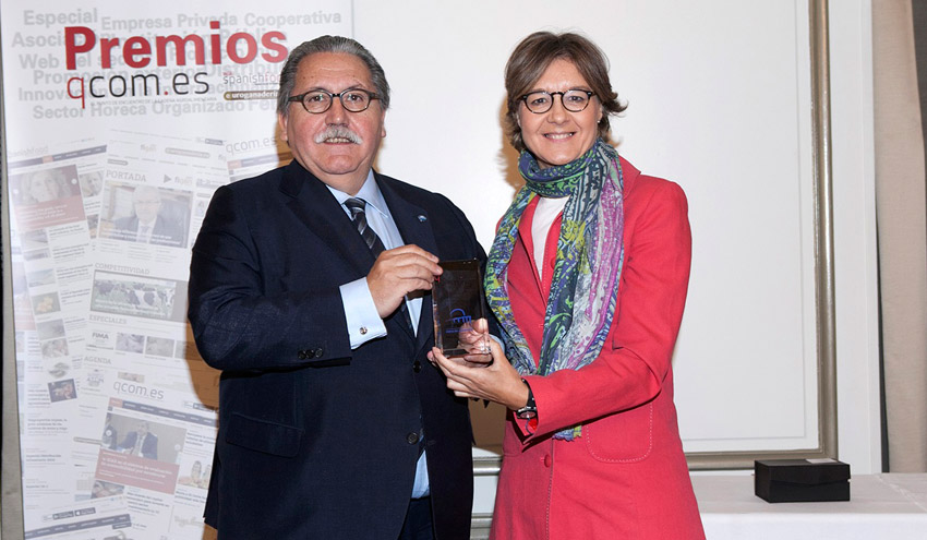 Feria de Zaragoza, galardonada por su trabajo a favor del sector agroalimentario