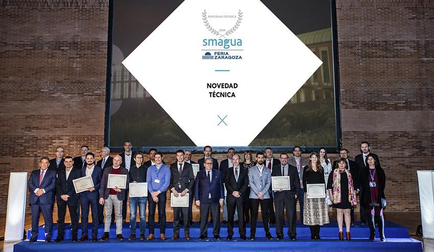 SMAGUA 2021 encara la recta final para el reencuentro de los profesionales del agua