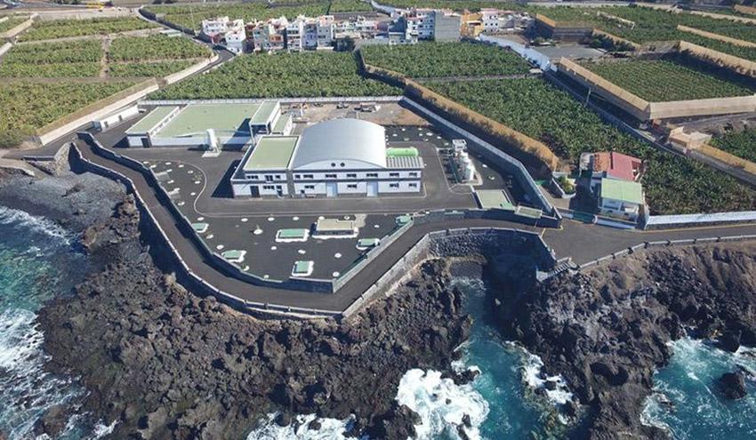 Nuevos procesos para recuperar metales y minerales de las plantas de desalinización de agua de mar