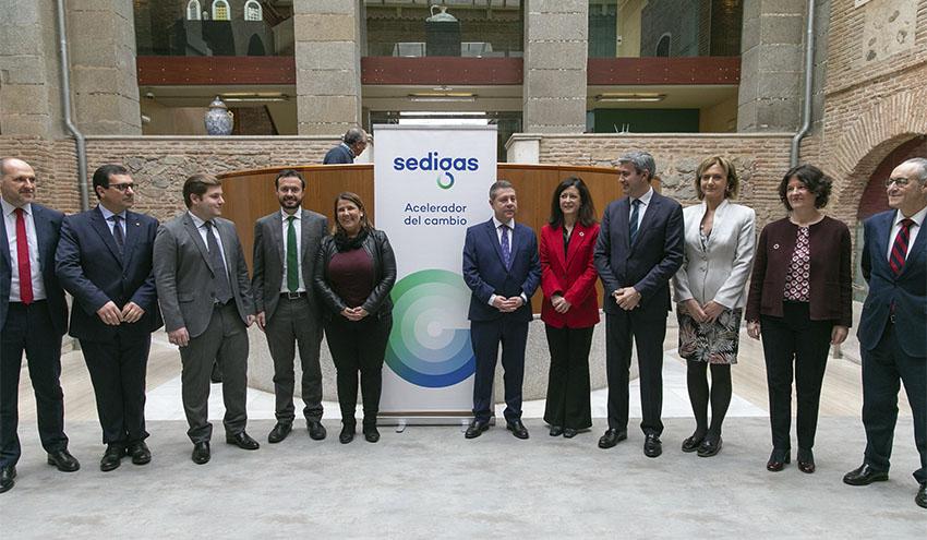 Gas renovable para impulsar la economía circular y contra la despoblación en Castilla-La Mancha