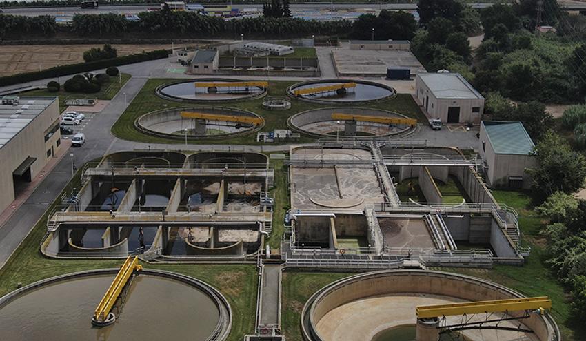 Agbar implantará el modelo ecofactoría en el saneamiento en alta de 11 municipios de la Costa Brava