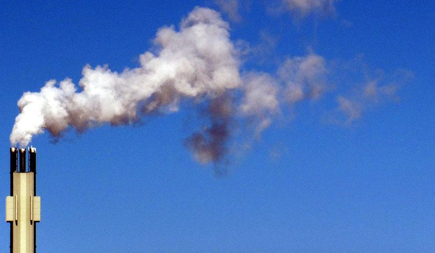 Las emisiones procedentes de combustibles fósiles se reducen un 2,5% en Europa