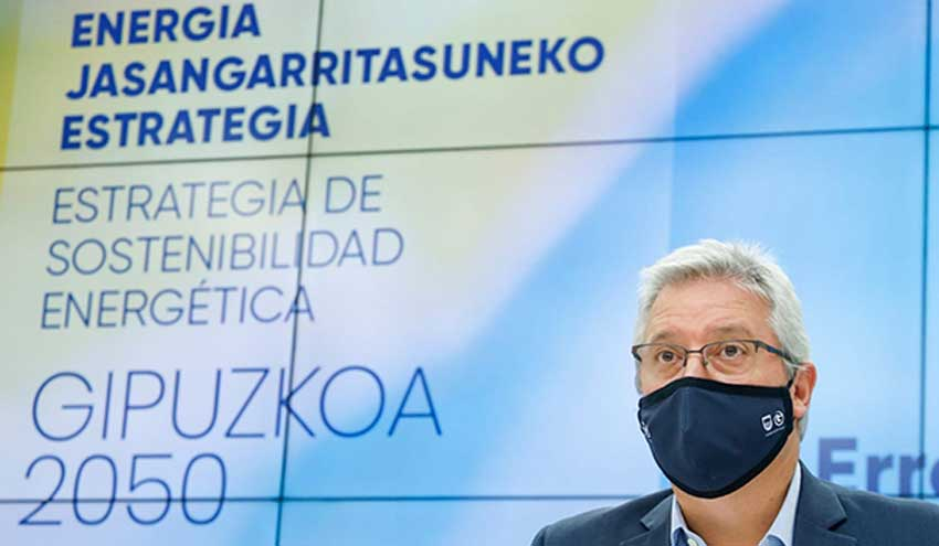 Estrategia de Sostenibilidad Enérgetica Gipuzkoa 2050