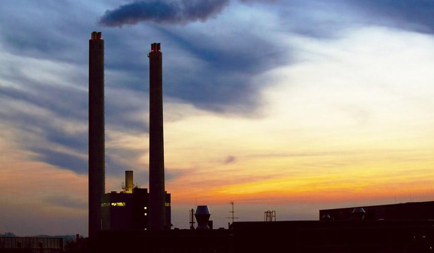 Las emisiones de CO2 en la Unión Europea aumentaron un 1,8% en 2017