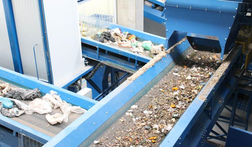 Se invertirán 9,7 millones en la planta de tratamiento de biorresiduos de la Sierra de Cádiz