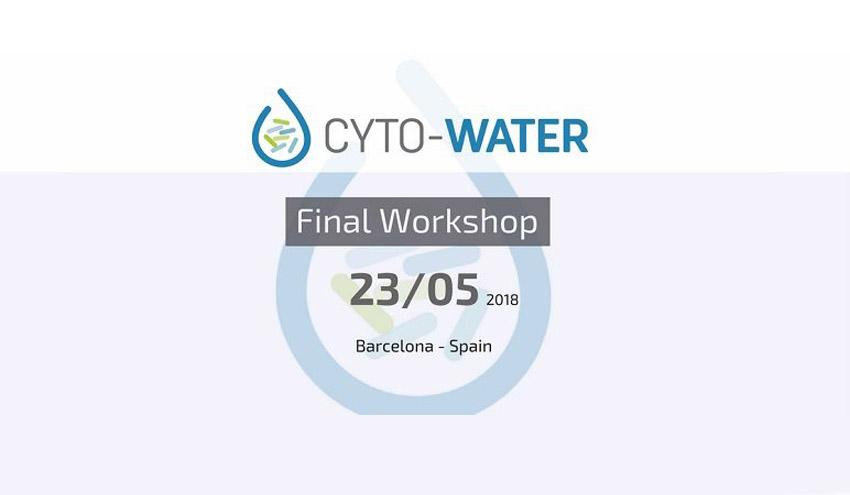 Workshop final de CYTO-WATER: Nuevos desarrollos para la detección rápida de microorganismos in situ