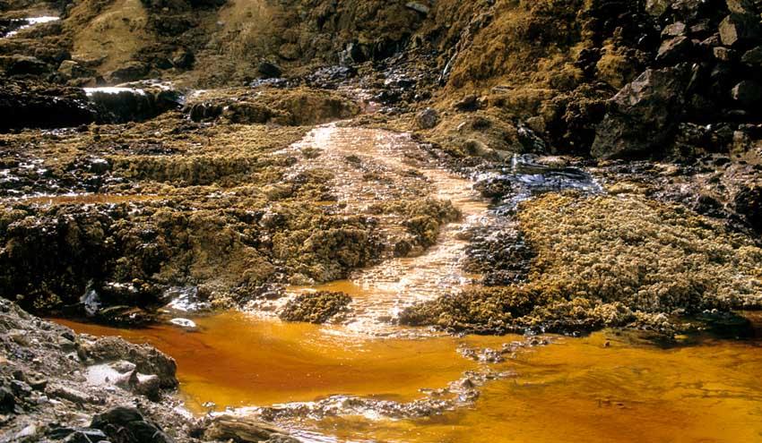 Publicada en el BOE la actualización de la normativa sobre suelos contaminados