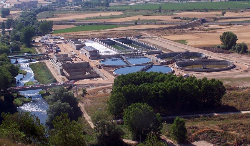 Celebradas las comisiones de seguimiento de las obras de abastecimiento y saneamiento de Burgos