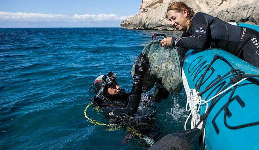 Vuelve '1m2 por las playas y los mares' para recoger y analizar la basuraleza de las costas