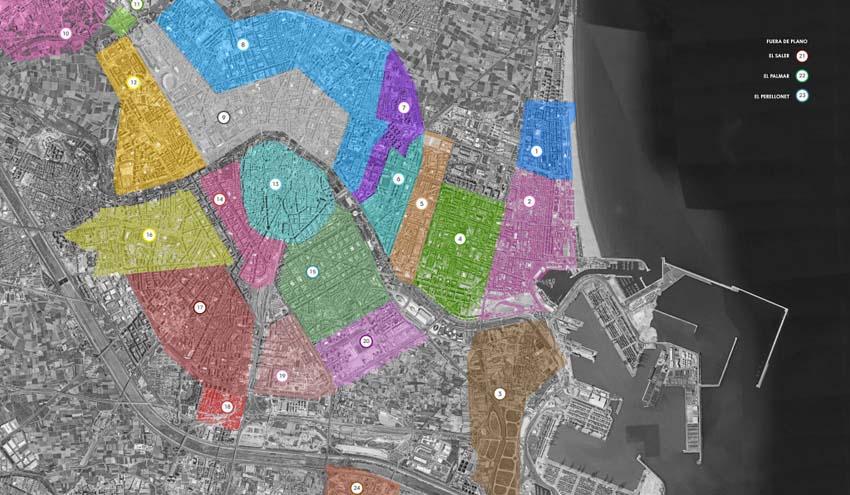 Las muestras de agua en Valencia ayudarán a anticipar un posible rebrote