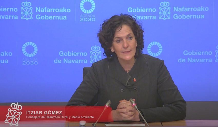 Navarra medirá el cambio climático a través de dos visores que monitorizarán la variabilidad del clima