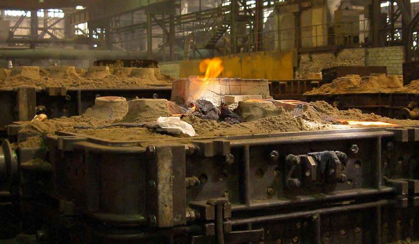 La industria de fundición del País Vasco se propone reciclar el 75% de sus residuos en 2020
