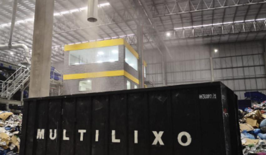 Multilixo incorpora un triturador UNTHA RS100 para la destrucción de documentación confidencial