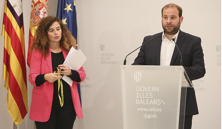 Luz verde al Plan Director Sectorial de Prevención y Gestión de Residuos Peligrosos de Baleares