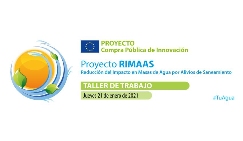 EMASESA organiza un taller online para profundizar en la Consulta Preliminar al Mercado del proyecto RIMAAS
