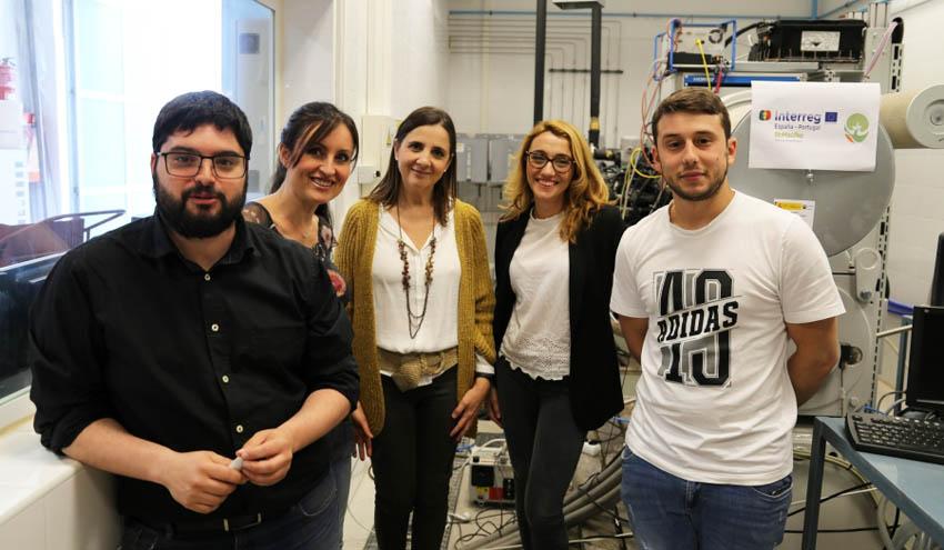 Desarrollan una tecnología que permite conocer la calidad de la biomasa in situ