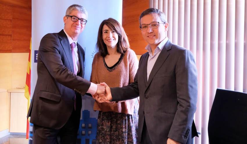 Aigües de Barcelona y Gavà suman esfuerzos para consolidar proyectos de economía circular en el municipio
