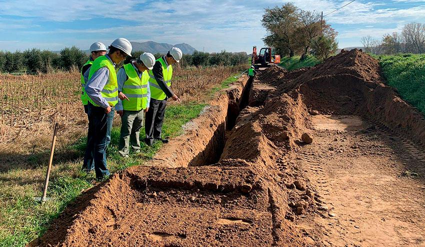La ACA invierte más de 3 millones de euros para mejorar el saneamiento del Baix Empordà