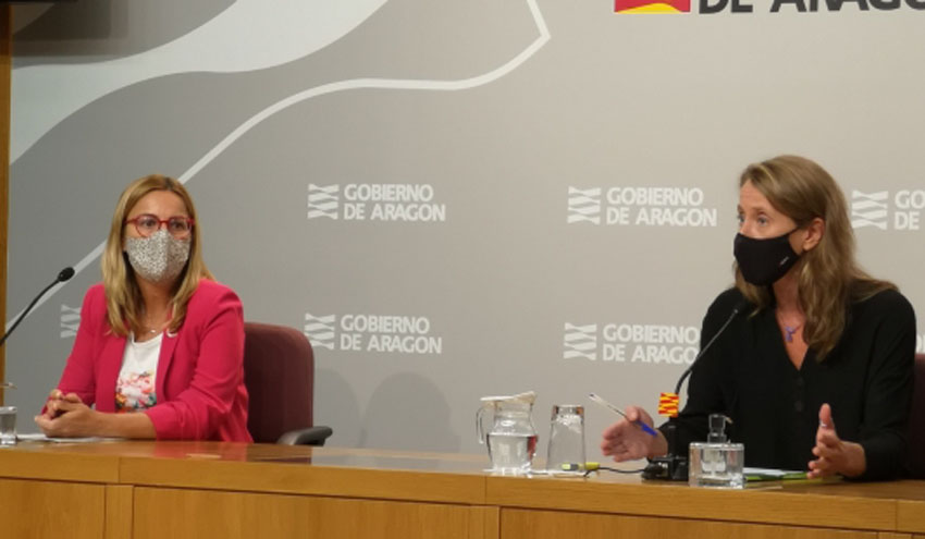 Sistema de alerta temprana para la detección del coronavirus en las aguas residuales de Aragón