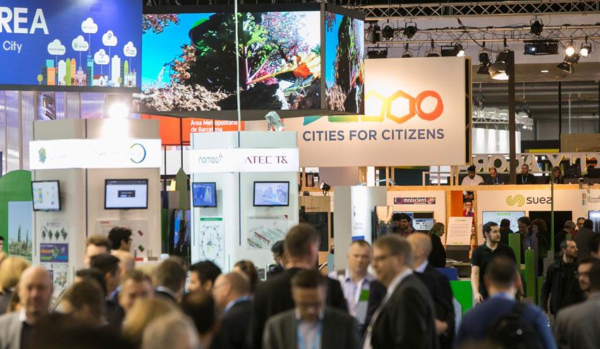 SUEZ compartirá en Smart City Expo World Congress sus soluciones para crear ciudades más inteligentes