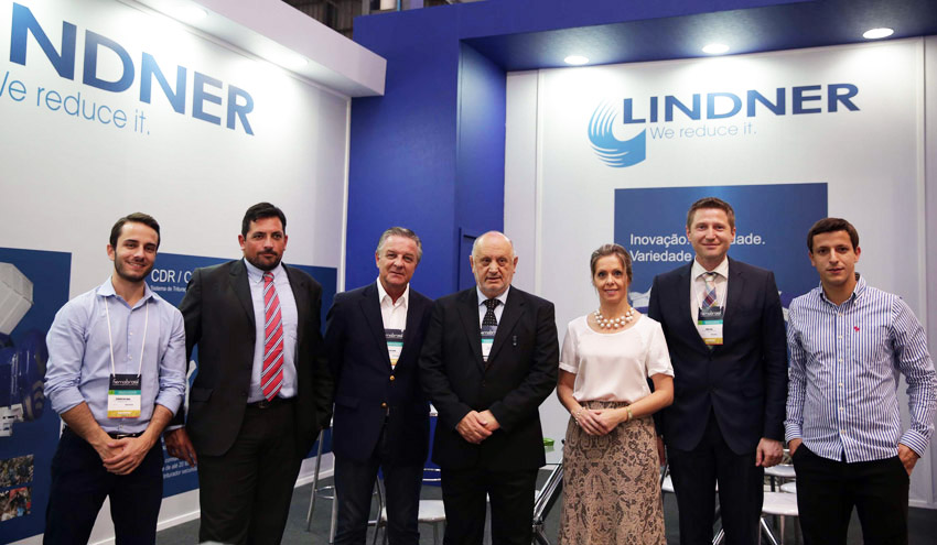 Proamb y Lindner-Recyclingtech GmbH amplían su colaboración en Fiema Brasil 2016