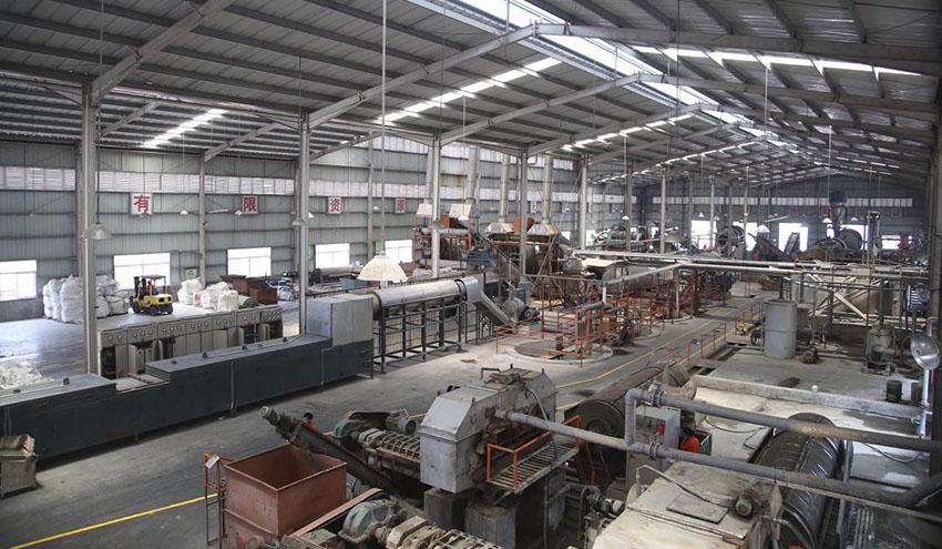 China declara la planta de reciclaje de Luhai como instalación de referencia en el país