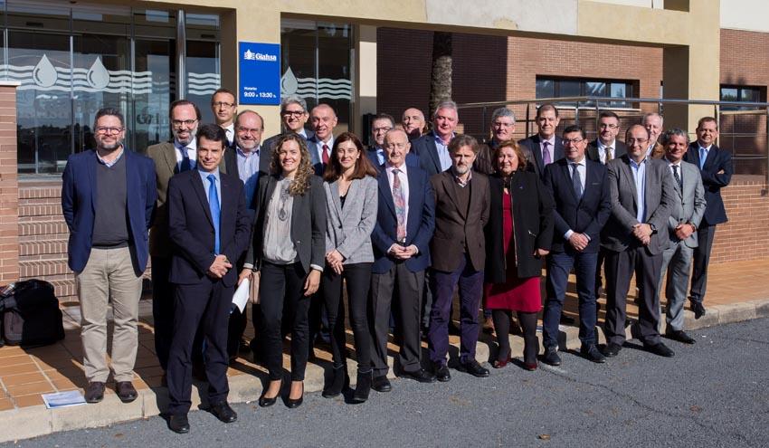 ASA Andalucía entrega las conclusiones de los talleres participativos del futuro Reglamento del Ciclo del Agua Urbana