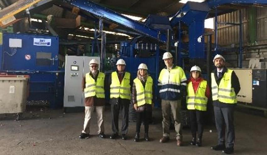 Ferrovial Servicios pone en funcionamiento una nueva planta de valorización de aluminio
