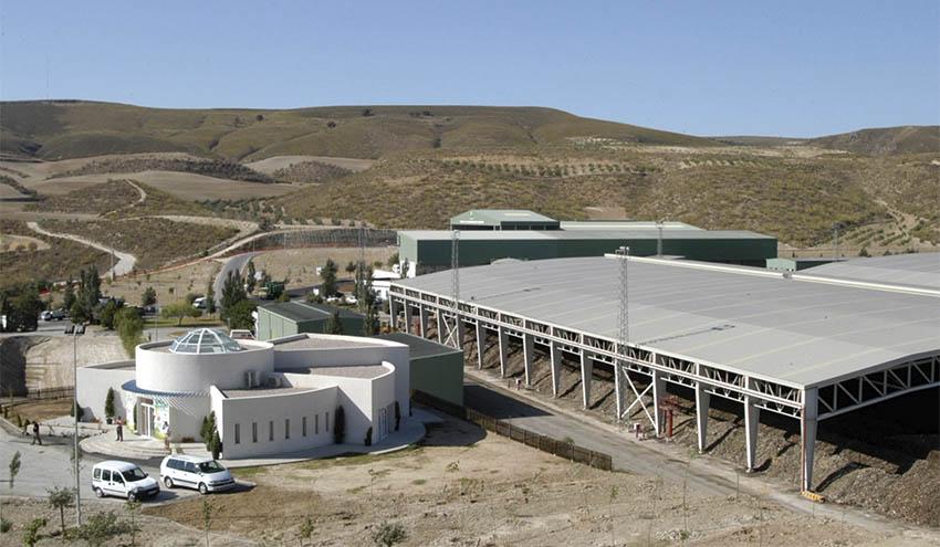 Diputación de Granada lanza un plan para la contención del coronavirus en las plantas de residuos