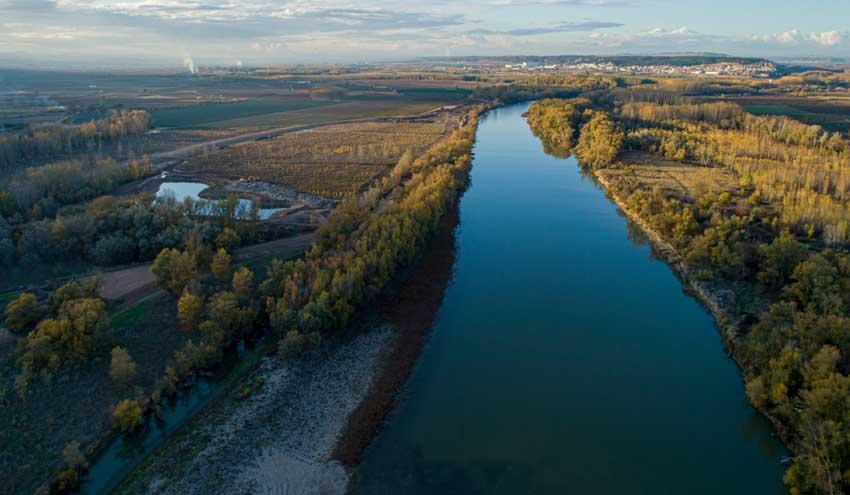 El Proyecto LIFE Ebro Resilience pasa a la fase decisiva de la convocatoria LIFE 2020icono barra herramientas