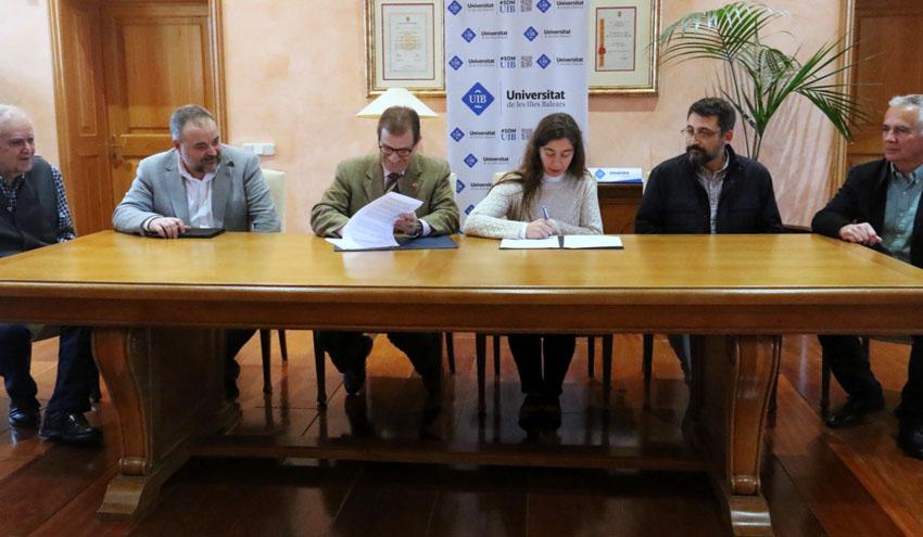 La Universidad de las Islas Baleares y EMAYA impulsan el Observatorio del Agua