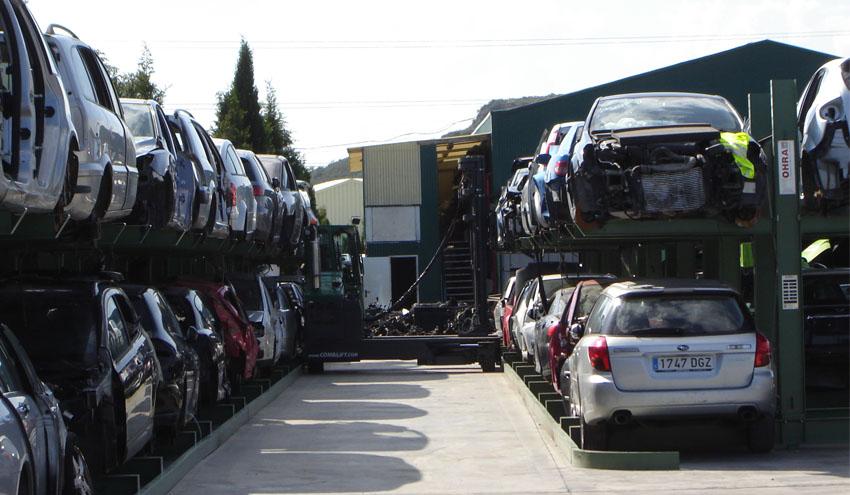 Castilla-La Mancha y SIGRAUTO colaborarán en el reciclaje de vehículos fuera de uso