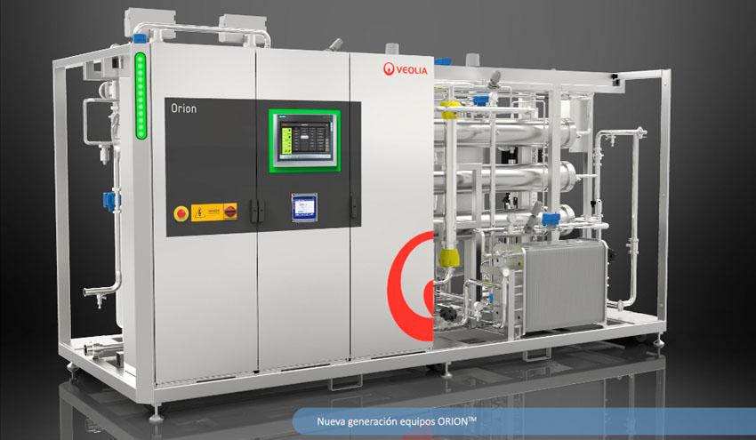 Laboratorios Normon vuelve a confiar en Veolia Water Technologies para la producción de agua purificada