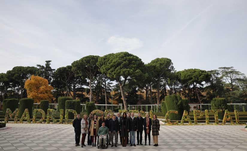 Madrid se prepara para la Cumbre del Clima con Madrid Green Capital