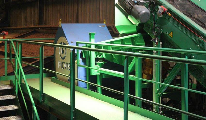 12 millones de euros para renovar la planta de El Campello y aumentar los residuos recuperados