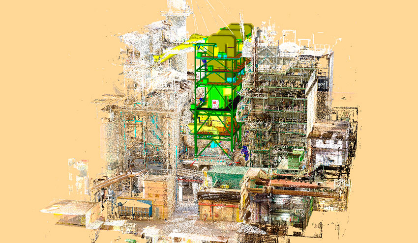 Grupo TERSA implanta la tecnología BIM para la planificación de proyectos de construcción y montaje