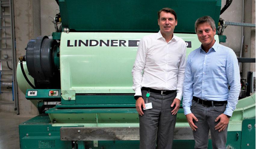 Borealis se compromete con el reciclaje a través de la tecnología de Lindner