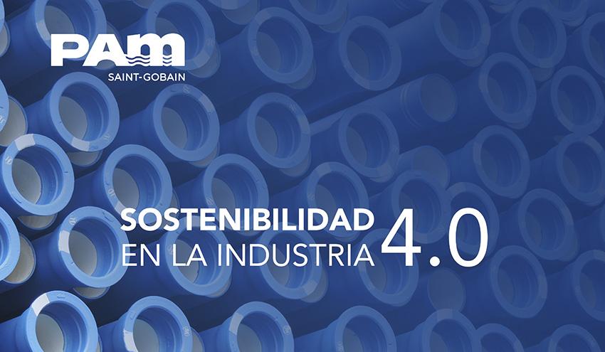Saint-Gobain PAM: sostenibilidad en la industria 4.0